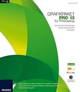 Grafikpaket Pro 13 für Photoshop (PC)