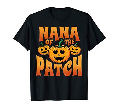 Nana des Fleckens lustiges Kürbis-Halloween-Kostüm