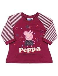 peppa pig haut t shirt magenta filles taille 2 7 ans