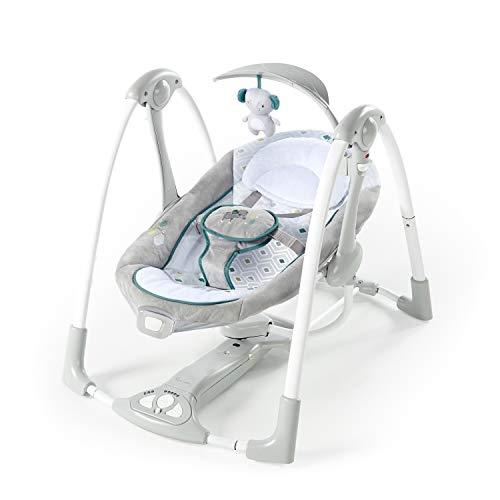 Ingenuity, tragbare Babyschaukel, Nash