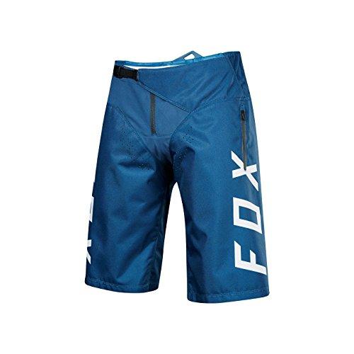 Fox Demo Short, Indigo, Größe 32 (Gefärbt Fox)