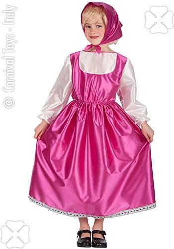Der Bär Kostüm Und Mascha - Carnival Toys Mascia Tgiv Umschlag, Baby Party 793, Mehrfarbig, 8004761636319