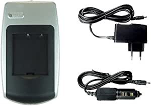 Ladegerät Np 40 Für Fujifilm Finepix F480 F485 F610 Kamera
