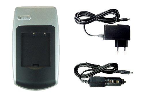 Ladegerät NP-40 für FujiFilm Finepix F480, F485, F610, F650, F700, F710... siehe Liste!
