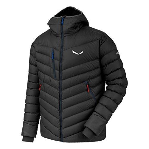 Salewa Herren Ortles Medium Daunenjacke Jacke, Black Out/3990, M