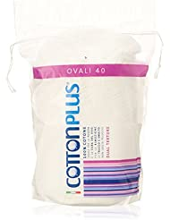 Cotton Plus Ovale Lot de 28 Serviettes Hygiéniques