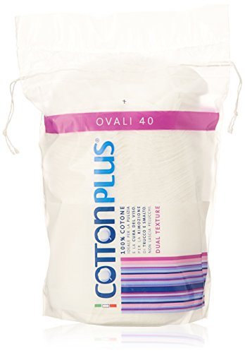 Cotton Plus Ovali 40Pz