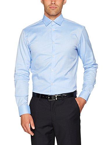 SELECTED HOMME Herren Businesshemd Shdonenew-Mark Shirt LS NOOS Blau (Light Blue)