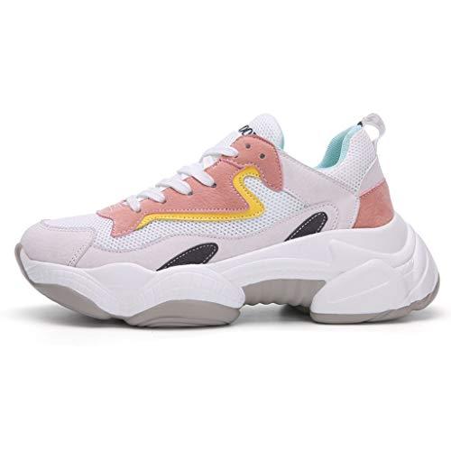 attform Outdoor Sneakers Fitness,Laufschuhe-Freizeit-Turnschuhe-Mode atmungsaktive Schuhe,Joggingschuhe-Runningschuhe-Haferlschuhe URIBAKY ()