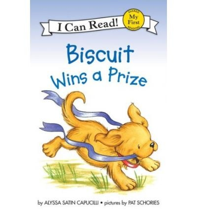 [Biscuit Wins a Prize]Biscuit Wins a Prize BY Capucilli, Alyssa Satin(Author)Paperback