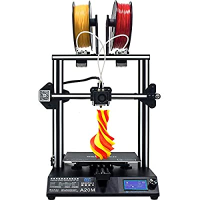 GEEETECH 3D Drucker A20M Dual-Extruder Prusa I3 schnell-Montage DIY-Kit.