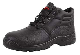 Blackrock SF02, Unisex Adult Safety Shoes, Black (Black), 3 UK (36 EU)