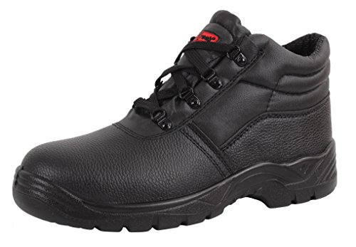 Black Rock SF02 Scarpe Antinfortunistiche Unisex, Nero (Black), 43