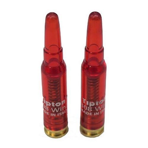 Tipton 308LR Gewehr Pufferpatronen (2Stück)–metallic Cap Guns St