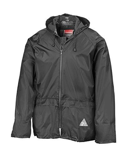 Weatherguard Regen-Anzug, Farbe:Black;Größe:XL XL,Black -