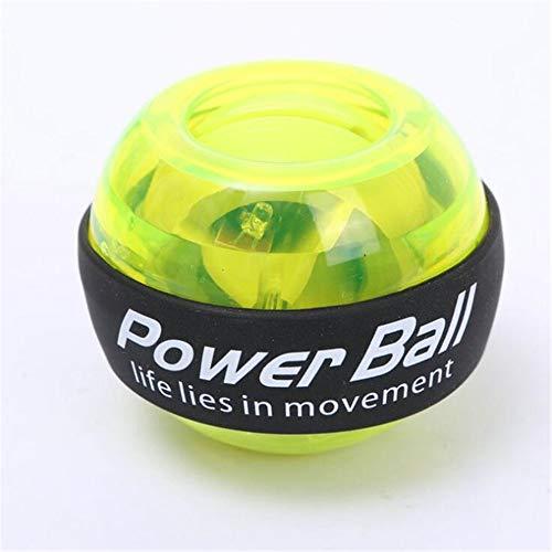 Splaa Muñequera Power Ball Muñequera Gyroscope Gyro Arm Ejercitador
