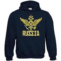 Russia Tempo E Abbigliamento SportivoSport Libero it Amazon D2EHWI9
