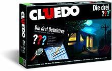 Winning Moves - Juego de estrategia Los Tres Investigadores, 2 o más jugadores (10708) (versión en alemán)