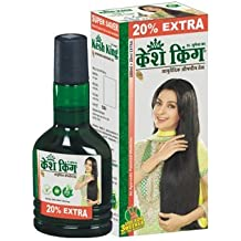 Kesh King Hair Oil - 100ml + 20% Extra (Pack of 2)