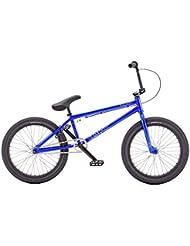 """Radio Bikes Saiko - Bicicleta de BMX, color azul, talla 20.75"""""""