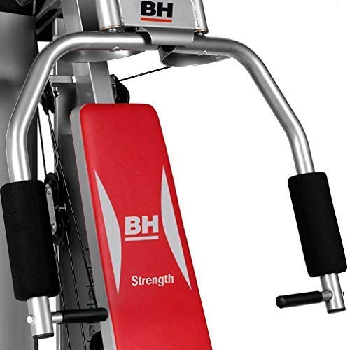 BH Fitness MULTY-GYM PRO TITANIUM G112T Kraftstation kaufen  Bild 1*
