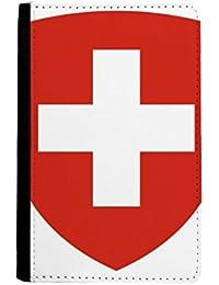 d200156cfc1a2 beatChong Schweiz Europa National Emblem-Pass-Halter Travel Wallet  Abdeckungs-Fall Karten-