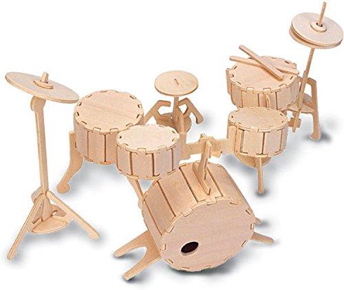 Quay Schlagzeug Holzkonstruktion Kit