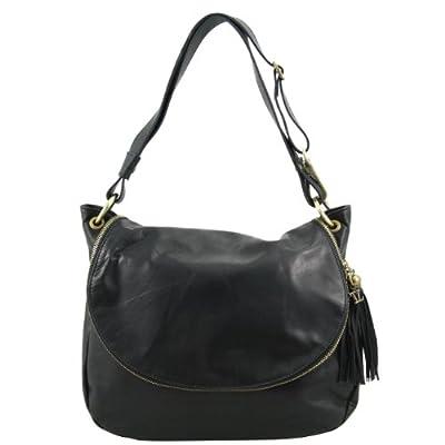 Bolso Tuscany Leather Women TL Bag - en piel suave con borla y bandolera