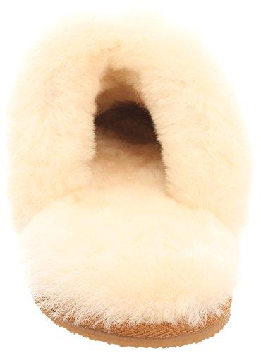 MIK Funshopping - Pantofole Donna Camel (Leopard)
