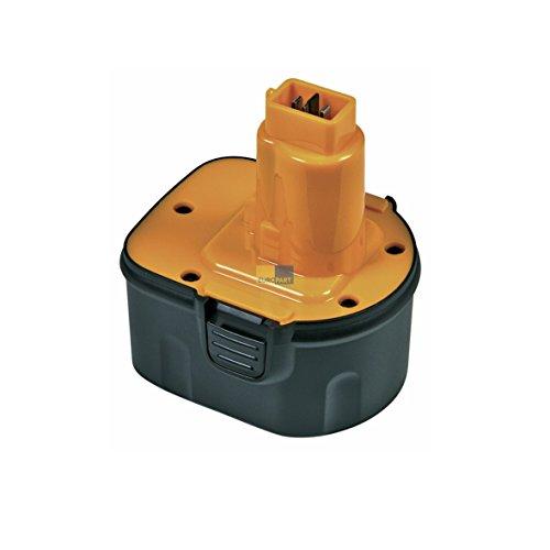Akku Batterie Werkzeug Elektrowerkzeug Bohrmaschine Bohrer 12V 2000mAh Xcell® 142093 passend wie Dewalt Black Decker Berner BTI (12 Volt Akku Dewalt Bohrer)