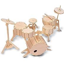 Schlagzeug QUAY Holzkonstruktion Kit