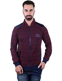 UP-DATE Update Men's Solid Full Sleeves Sweatshirt (RO-5001-$)