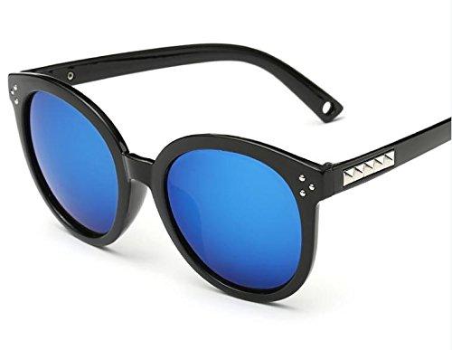 lle Han Verbieten Sonne Brille Großhandel Runden Gläsern Box M Nail Lady Retro Sonnenbrille 3Pcs , E (Aviator Sonnenbrille Großhandel)
