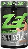 ZEC+ BCAA Select 2.0 - BCAA Pulver mit essentiellen Aminosäuren Leucin, Valin & Isoleucin, hochdosiertes BCAA Supplement für Muskelwachstum und Muskelerhalt, 500 g Icetea Peach