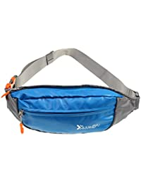 Segolike Outdoor Waist Bag, Sports Water Resistant Waist Pack, Running Belt Bag Pouch Fanny Pack For Hiking Running...