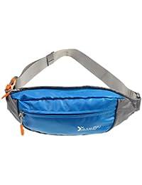 Segolike Outdoor Waist Bag, Sports Water Resistant Waist Pack, Running Belt Bag Pouch Fanny Pack For Hiking Running...