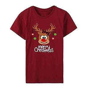Camiseta Navidad de Moda para