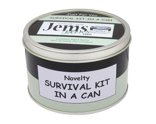 Freundschaft Survival Kit in a Can. Neuheit lustiges Geschenk für einen besonderen Freund. Best Friend Karte und Geschenk in einem. Geburtstag, Weihnachten, nur weil Dosenfarbe kann