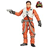 Star Wars Hasbro - B5008 The Black Series - Poe Dameron - Deluxe Actionfigur, 9.5cm