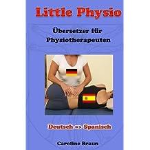 Little Physio Deutsch - Spanisch