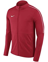 Nike Kids' Dry Park18 Football Jacket, Unisex niños