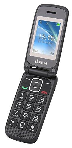 Olympia Classic Mini II 5,08 cm (2) 170 g Antracite Camera phone