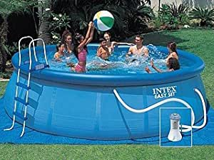 Kit piscine Intex EASY SET ronde 4.88m x 1.22m Intex 57912FR