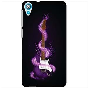 Back Cover For HTC Desire 820Q Dual Sim (Printland)