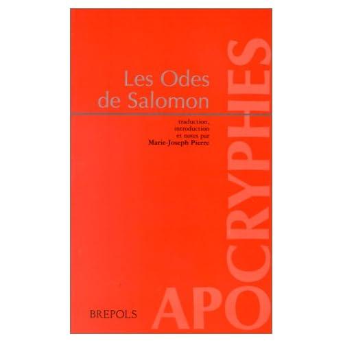 Les Odes de Salomon