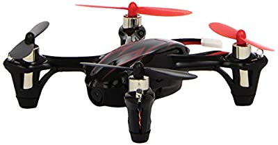 Hubsan X4 Micro Quadcopter With Camera - Assorted Colors