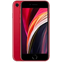 Apple iPhone SE (128 GB) - (PRODUCT)RED (inklusive EarPods, Power Adapter)