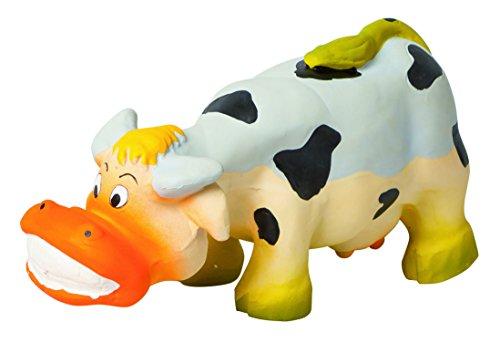 Kerbl Hundespielzeug, Latexfigur Kuh, 17 - Kuh Hundespielzeug