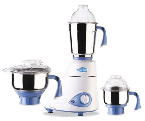 Preethi Blue Leaf Gold 750-Watt Mixer Grinder  available at amazon for Rs.4379