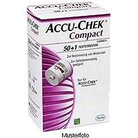 Accu-Chek Compact 1310240 Glucose Teststreifen preisvergleich bei billige-tabletten.eu